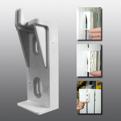 Конзола за монтаж на алуминиев радиатор
