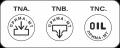 Пробка (наливане, източване) - (Код: TNA, TNB, TNC) - Изображение 5